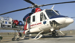Ambulance Heli
